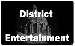 District Entertainment Logo